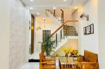 Bán nhà tâm huyết Lê Văn Thọ, P8, Gò Vấp 1 trệt 2 lầu sân thượng, nhà đẹp giá ưu đãi