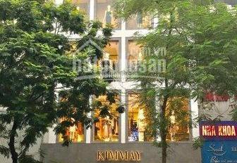 Cực đẹp nhà mặt phố Ngô Thì Nhậm, diện tích: 90m2 x 4 tầng, mặt tiền 4,5m, giá 55tr/tháng