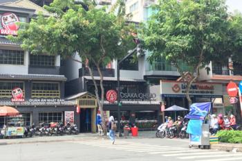 Cho thuê nhà làm ngân hàng, spa, nhà hàng, cafe,... MT Phan Xích Long, ngang 8m, 3 lầu, giá 160tr