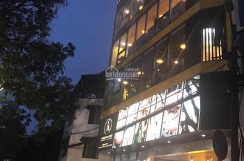Bán nhà đường Nguyễn Trãi, P3, Q5, đang kinh doanh khách sạn 35 phòng DT 6x22m hầm 7 lầu, thang máy