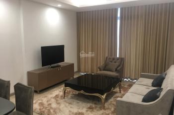 Cho thuê căn hộ chung cư Sun Grand City 69B Thụy Khuê, 2PN, 96m2, full đồ, giá thuê 21 triệu/tháng.
