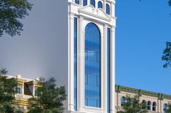 Nhà phân lô Trung Kính đường đôi, 115m2 x 6 tầng thang máy, đường ô tô tránh nhau, 19 tỷ