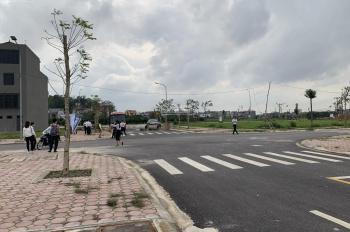 Bán gấp lô đất nền KĐT Dĩnh Trì TP Bắc Giang 92.5m2, giá 990 triệu, sổ đỏ trao tay. LH: 0977167222