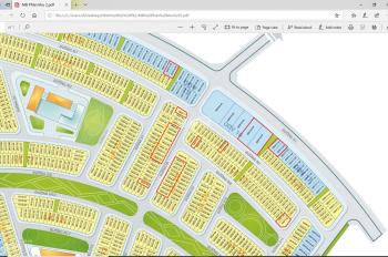 Chính chủ cần ra hàng ODV17 và ODV14 Nhơn Hội New City phân khu 2, LH: 0896866802