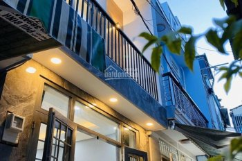 Tôi bán nhà đường Bà Hạt, phường 8, Q10, 1 trệt 1 lầu, 45 m2, giá 1,8 tỷ, hẻm 4m, SHR