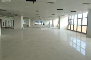 Cho thuê văn phòng thương mại tại phố Cầu Giấy 700m2 giá chỉ 200 nghìn/m2/tháng