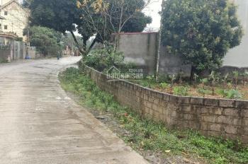 Bán gấp lô đất 1000m2 mặt tiền dài 25m tại xã Cư Yên, Lương Sơn, HB