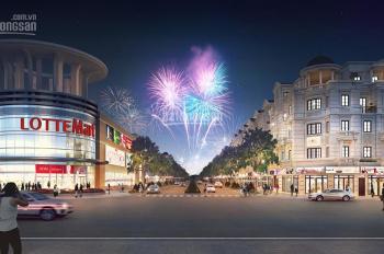 Nhà mặt tiền Cityland Park Hill - đối diện Lotte - giá trị đầu tư tương lai