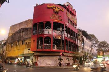 Cho thuê nhà hàng góc 2 mặt tiền Trường Sơn Q. Tân Bình, 12x14m 2 tầng. Giá 115 tr LH 0902862382
