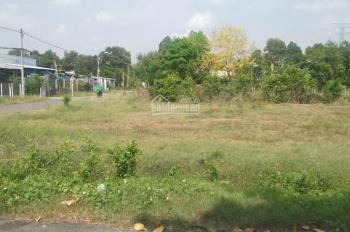 Đất nền 2 mặt tiền đường huyện Củ Chi