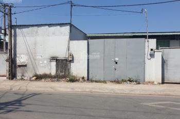 Nhà đúc lửng 5.3x27m mặt tiền đường Phạm Văn Sáng, Xuân Thới Thượng, Hóc Môn