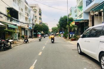 MT kinh doanh đường Võ Công Tồn, DT 5x25m, nhà 3 tấm đẹp, giá 11,9 tỷ, gần chợ Tân Hương (Hào Em)