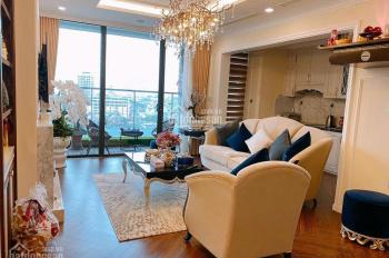 Cho thuê CHCC Hong Kong Tower - 243A Đê La Thành, 3PN, 120m2 giá 19tr/th. LH 0337888108