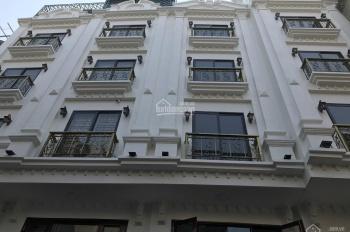 Bán nhà mặt phố Chùa Quỳnh - Thanh Nhàn, 75,6m2 xây 8 tầng thang máy vỉa hè rộng, KD tốt, 13,5 tỷ