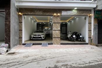 Bán nhà mặt đường số 139 ngõ 169 Hoàng Mai, 60m2*5T, mặt ngõ 5m ô tô vào nhà, KD tốt, 5,38 tỷ