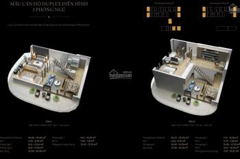Bán căn Duplex 135m2 siêu vip view Vịnh Hạ Long, giá gốc 4.4 tỷ, giá thanh lý 4 tỷ 0947217777