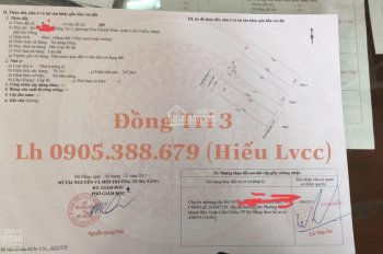 Nhà 3 tầng đường Đồng Trí 3, Hoà Khánh Nam, Liên Chiểu