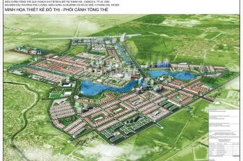 Chính chủ cần bán gấp đất lô góc biệt thự B2.2 Thanh Hà Cienco 5. LH: 0987821437