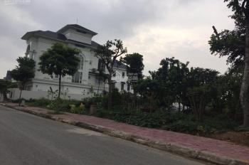 Bán đất - biệt thự khu A, KĐT Nam Đầm Vạc - có sổ đỏ - diện tích 253m2. LH 0985893282