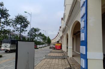 Tôi đang cần bán shophouse 188m2 khu đô thị mới Nam An Khánh Sudico. Mặt đường đôi 39m