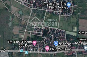 Bán đất sổ đỏ chính chủ tại Bảo Tháp - Kim Hoa - Mê Linh - Hà Nội