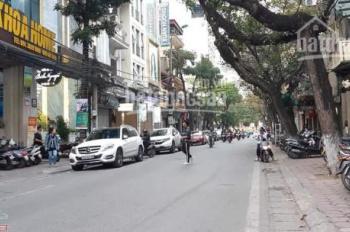 Bán nhà MP Triệu Việt Vương, Hai Bà Trưng, Hà Nội, DT 190m2, 5T, MT 8m, giá 520tr/m2