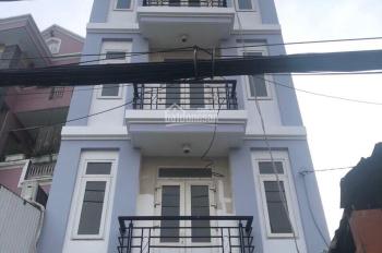 Toà nhà văn phòng trục Huỳnh Tấn Phát, Quận 7. DT: 5x26m