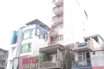 Cho thuê nhà mặt tiền Đinh Tiên Hoàng - Q.1 đoạn 2 chiều - DT 4,1x17m nhà hầm + 7L TM giá 90 triệu