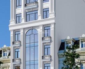 Cho thuê nhà MP Trường Chinh, Đống Đa nhà to đẹp. DT 50m2 x 5 tầng MT 8,3m giá 80tr/th 0928872222
