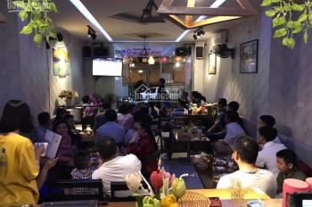 Chính chủ sang nhượng cửa hàng cafe karaoke tại ngã 4 Quan Hoa, Nguyễn Khánh Toàn, VT đẹp, SD ngay