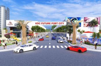 KDC cao cấp Future Port City, vị trí vàng tốt ngỡ ngàng