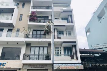Mặt tiền đường Hoa Bằng, Phường Tân Sơn Nhì Quận Tân Phú, 4.2x12m nở hậu 4.4m đúc 4 tấm, giá 8.6tỷ