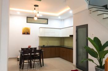 Cần tiền bán gấp nhà 3 tầng mới xây đường Ông Ích Khiêm, gần biển Nguyễn Tất Thành - 0901148603