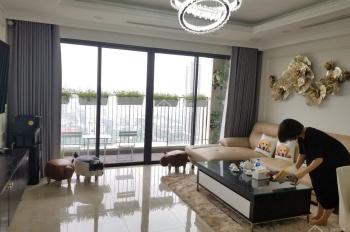 Chính chủ cần cho thuê nhanh căn hộ D'Capitale Trần Duy Hưng 95m2, 3PN, full đồ đẹp, view đẹp