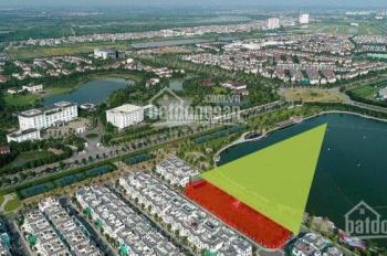 Bán 4000m2 đất mặt hồ siêu vip tại dự án Vinhomes Riverside - The Harmony - LH 0911.869.555