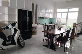 Cần cho thuê nhà phố đã hoàn thiện 1 trệt, 2 lầu, dự án Lovera Park, Khang Điền, Bình Chánh