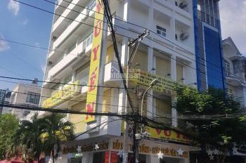 Bán nhà MT đường Hồng Bàng gần góc Châu Văn Liêm, P. 11 Q. 5, DT: 4x25m, 2 lầu, giá chỉ: 23.5 tỷ T