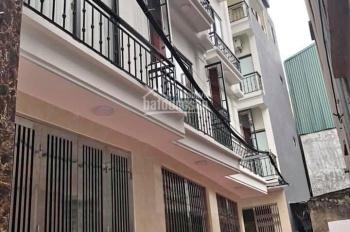 Bán nhà đẹp 4 tầng gần UBND xã Vân Canh, DT 30m2, hướng Nam, giá 1,73 tỷ. LH 096 151 0660