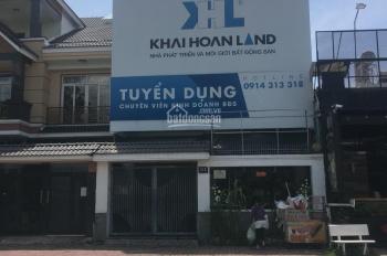Cho thuê nhà nguyên căn đường Phan Đăng Lưu P6 Bình Thạnh 10x30m vỉa hè 6m 3 lầu 80tr/th 0937221439