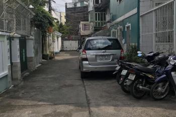 Hẻm xe hơi khủng DT 4x10 nở hậu 5 CN đầy đủ với 5 tầng 6 phòng, nhà mới Phan Xích Long P2, 7.8 tỷ