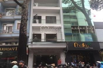 Cho thuê giá rẻ MT Nguyễn Cư Trinh Q1. Đối diện KS Pullman giá chỉ 65tr - 4 lầu nhà đẹp