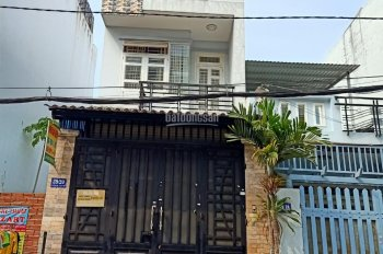 Bán gấp căn nhà mặt tiền ĐS 9 Linh Tây. DT 5x22m, 9,8 tỷ TL