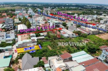 Đất kinh doanh xây trọ 2 lô liền kề ngang 10.5m, đường 5, Lò Lu, Trường Thạnh, Liền KCN Cao Quận 9
