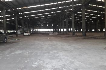 Cho thuê xưởng 230m2, 300m2, 350m2 gần khu công nghiệp Quế Võ 1 đường côngteno gọi 0966.183.586