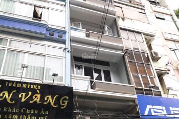 Cho thuê nhà MT Trần Minh Quyền - 3/2, P10, Q10, DT: 4x15m, 6PN - 6WC. Giá: 30 tr/th - 0901886271