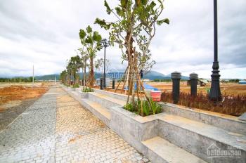 Đất khu Bàu Tràm ngay sát đường Mê Linh. Đường 5,5m, giá sụp hầm