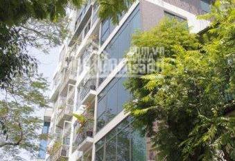 Cần bán nhà mặt phố Nguyễn Khang, DT 60m2, MT 6m, xây 7 tầng, thang máy