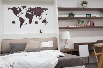 Cho thuê căn hộ studio chỉ với 5.5 tr/tháng rẻ nhất thị trường tại Vinhomes GreenBay -LH:0848831111