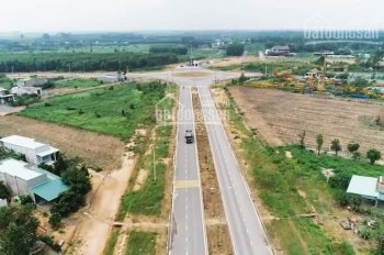 Đất nền liền kề KCN Giang Điền MT 32m kết nối ra cổng chính sân bay giá chỉ 690tr, LH 0933241922