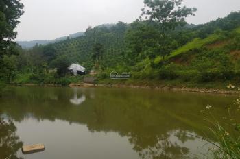 Bán trang trại 22ha có cảnh và địa thế đẹp nhất Lương Sơn, Hòa Bình